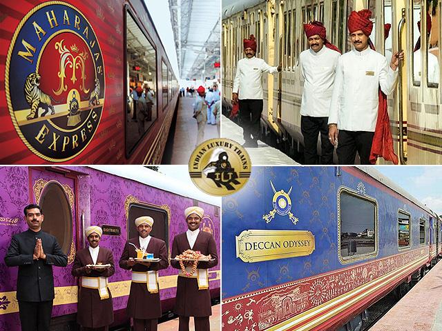 best luxury trains in India