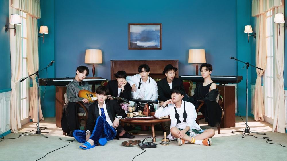 BTS Announces Track List on Comeback Album 'BE'