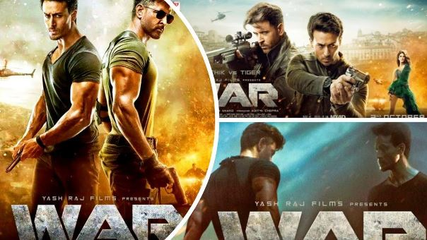 War movie review: Hrithik Roshan and Tiger Shroff action are good flashy but familiar