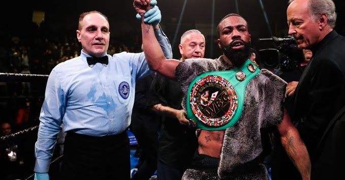 Gary Russell Jr. Decisions Tugstsogt Nyambayar To Retain Featherweight Title