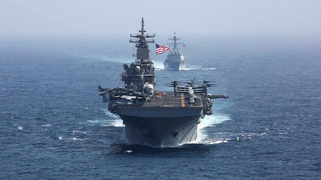 Trump cree que si EE.UU. comienza una guerra contra Irán el conflicto no durará mucho