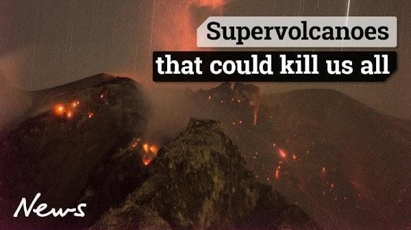 Expertos Encuentran Un Super Volcán En el Noreste De Estados Unidos.