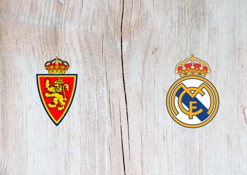 Real Zaragoza vs Real Madrid -Highlights 29 January 2020