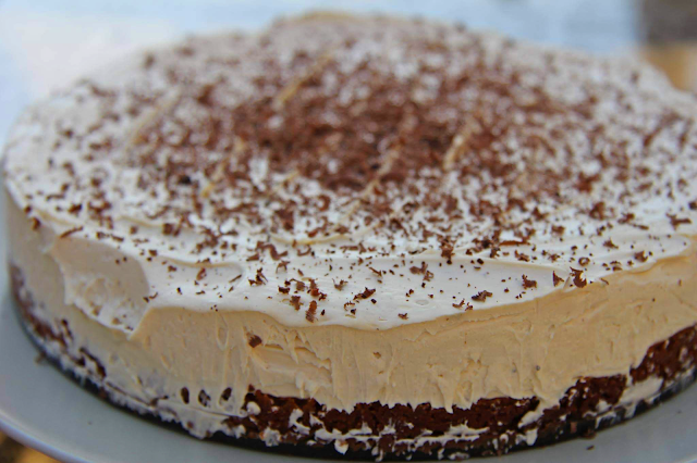 Cheesecake, Chocolate, Bailey's, Recipe