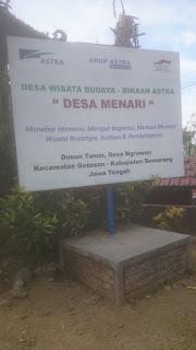 Desa Menari