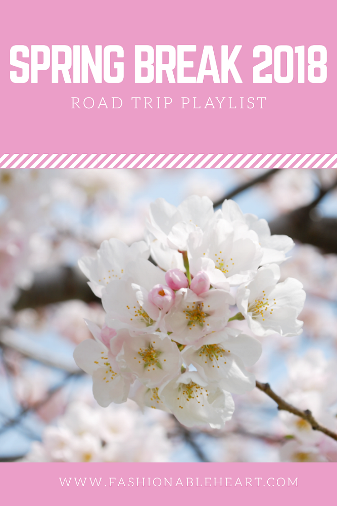 canadian blogger, playlist, spring break, 2018, road trip, ontario, travel, canada, 90s, throwback, music, pop, vacation