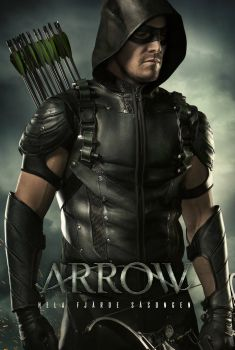 Arrow 4ª Temporada Torrent - BluRay 720p Dual Áudio
