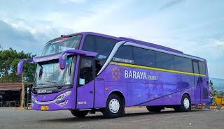 Sewa Bus Pariwisata SHD Bandung Pangandaran