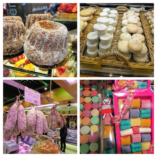 Things to do in Lyon France in 3 days: Visit Les Halles de Lyon