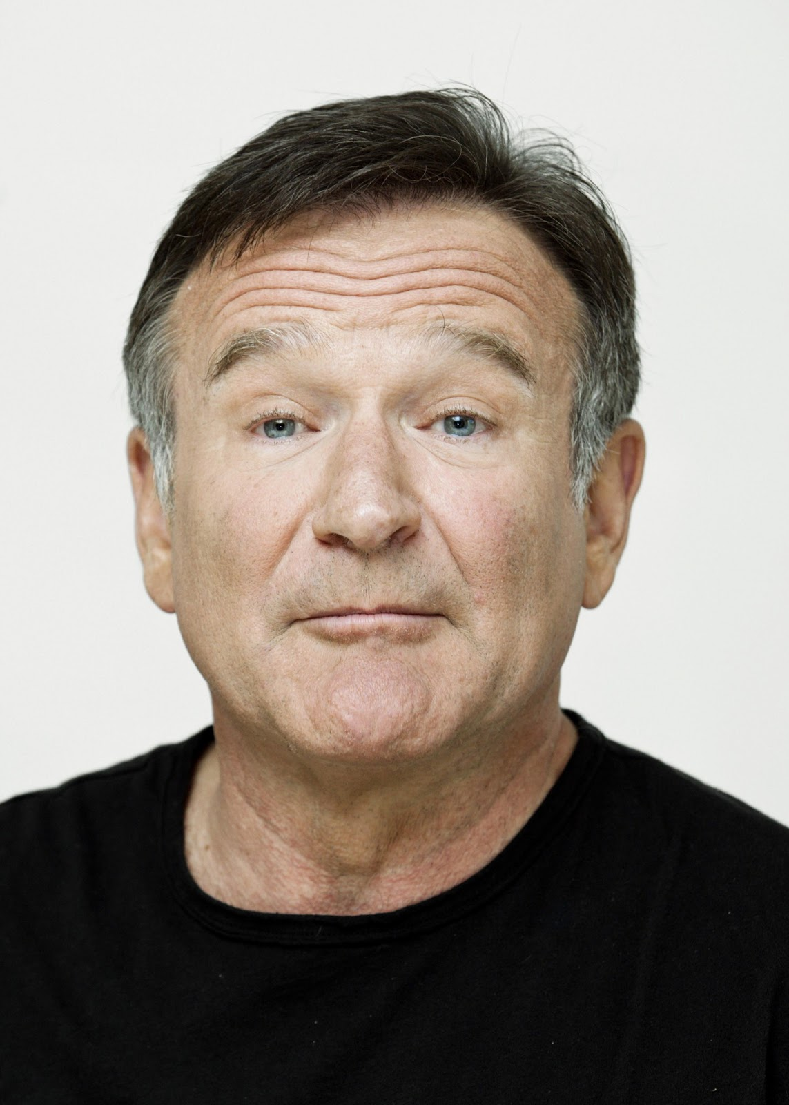 robin williams hairstyle hairstyles