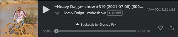 heavy dalga show #319, girl mud bike
