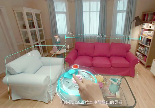 Tinuku Alibaba Buy+ uses VR and robotic assistants to serve online shopping