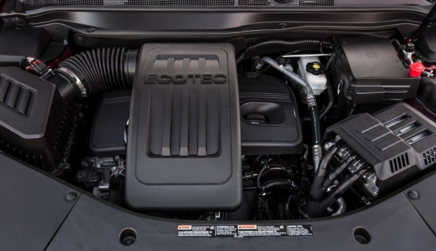 2017 Chevrolet Equinox Engine