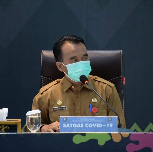 Pengangguran Di NTB Menurun ,Najamuddin: Ini Jumlah Angkatan Kerja 2021