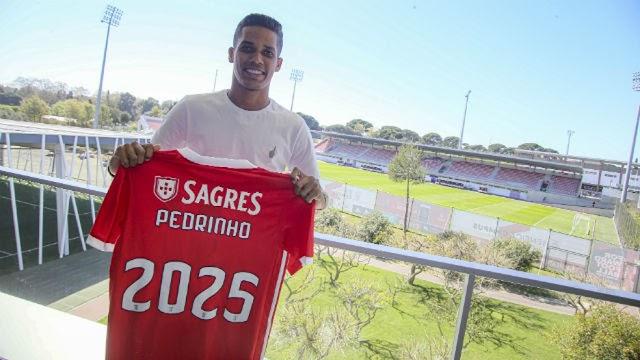 Benfica só pagará pelo Pedrinho em 2021?!?!