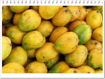 Manfaat buah mangga untuk kecantikan wajah