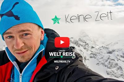 Musikvideo von Arkadij, gedreht in den Schweizer Alpen, Titlis, Deutschland, Schwarzwald