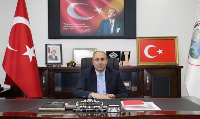 Başkan Aksoy'dan15 Temmuz mesajı