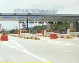 Tarif Tol Surabaya Krian Mojokerto