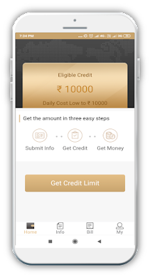 ERupee - Instant Personal Loan Online Platform Rs 2,000 Up to 20,000 NO  Transaction & Processing Fees