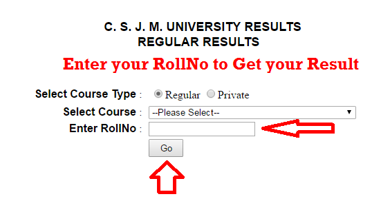 Kanpur University Result