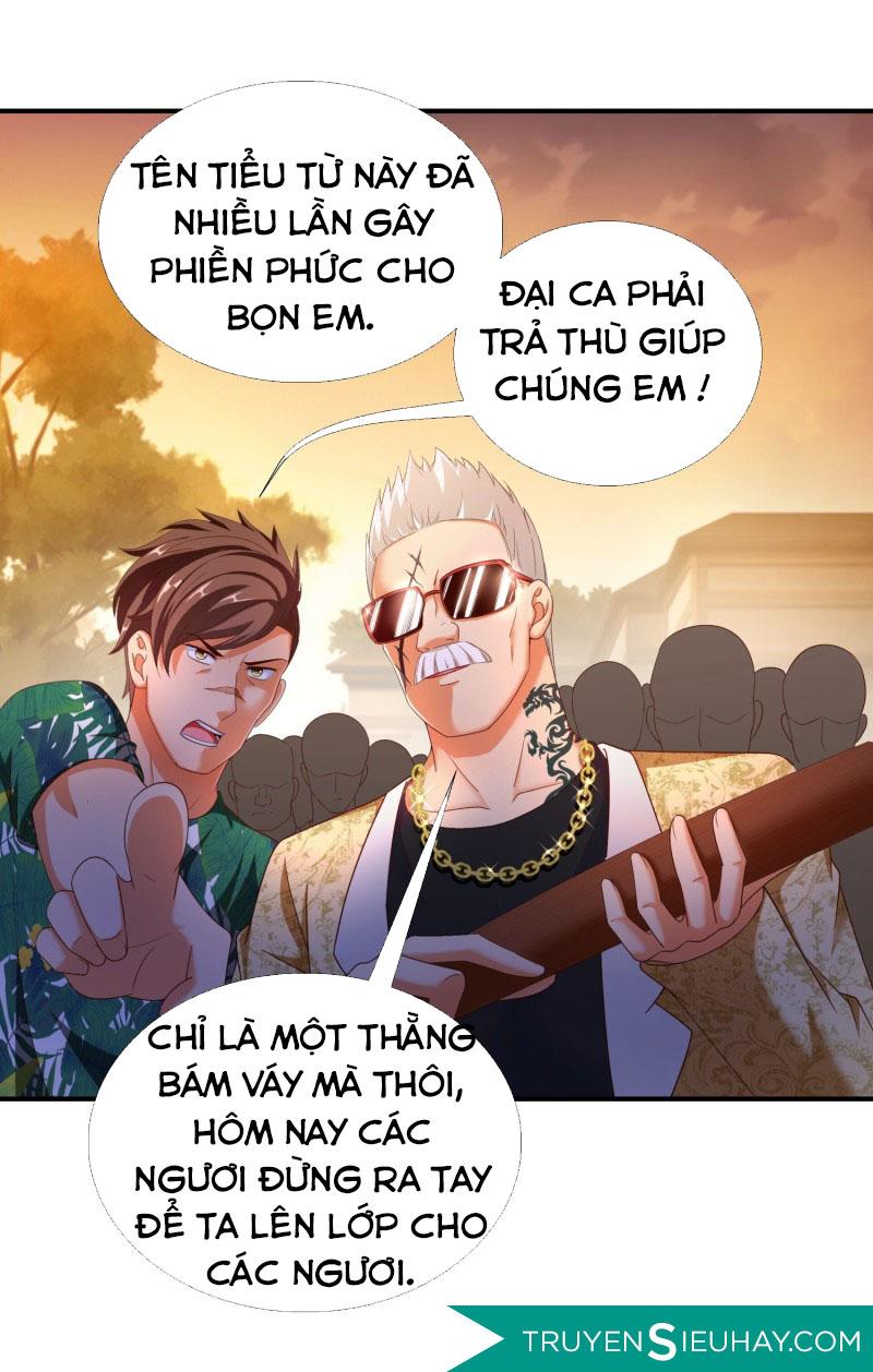 Siêu Cấp Y Sinh chap 28 - Trang 21