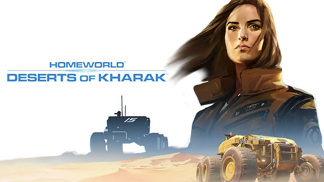 Baixar Homeworld: Deserts of Kharak (PC) 2016 + Crack