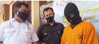 Polres Probolinggo Kota Tangkap Seorang Pelaku Pembacokan