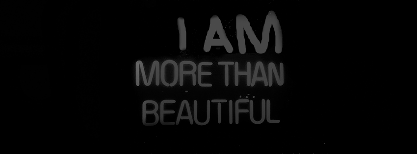 © Awesome facebook covers: I Am More Than Beautiful ... I Am Sherlocked Facebook Cover