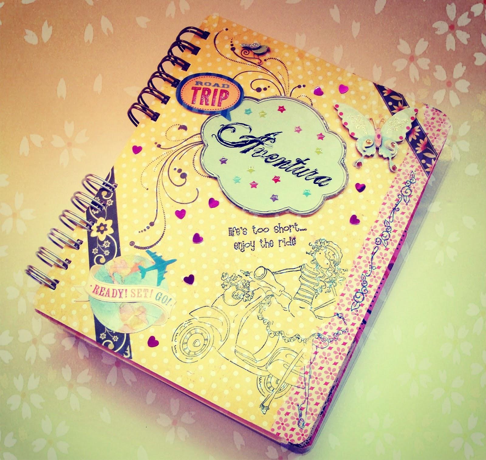 La edad del pavo como decorar tus cuadernos bolis - Como decorar cuadernos ...