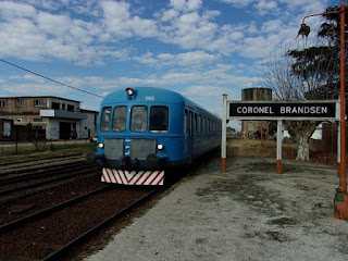 Impulsan la reactivación del ramal La Plata-Brandsen para 2017