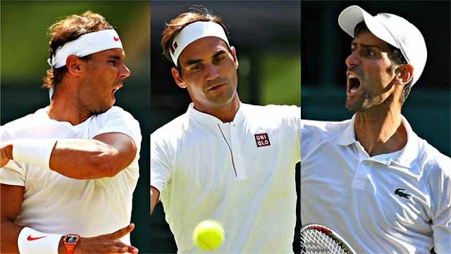 Trực tiếp: Link xem trực tiếp bán kết Wimbledon giữa Federer và Nadal