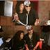 Photos: Tiwa Savage and Awilo Longomba working on a new song