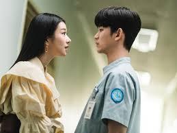 mba Mun Yeong sedang julid, hahaha