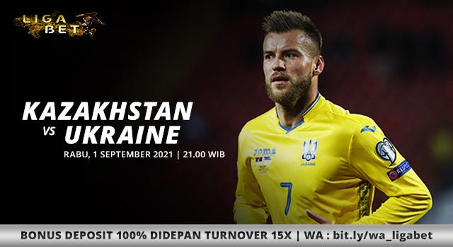 PREDIKSI PARLAY KAZAKHSTAN VS UKRAINE