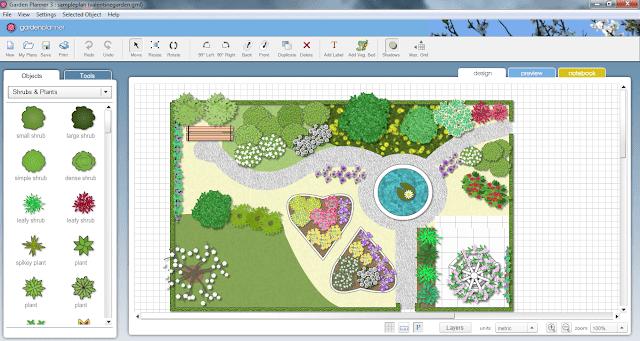 Screenshot Artifact Interactive Garden Planner 3.7.22 Full Version