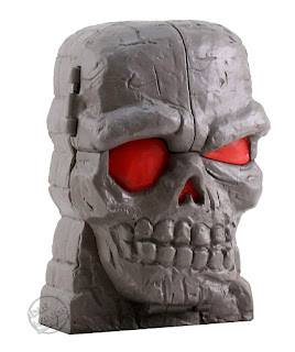 Mundo Monstruos World Monsters Skull Playset 01