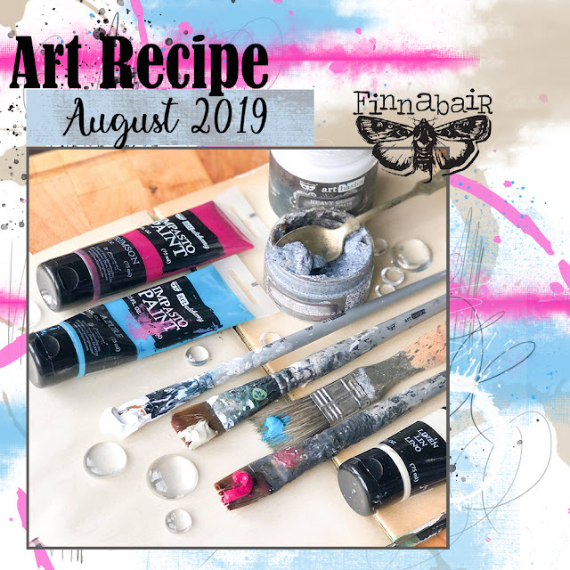 Finnabair Art Recipe