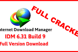 Internet Download Manager IDM 6.31 Build 9 Crack Full Version update 2020
