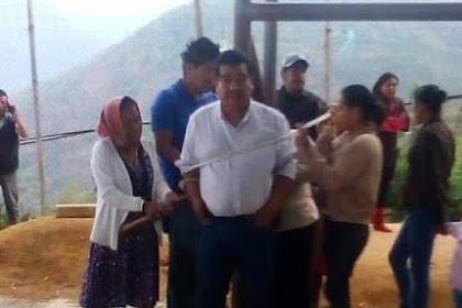 Tak Penuhi Janji Kampanye, Warga Sandera Wali Kota dan Diikat di Alun-alun