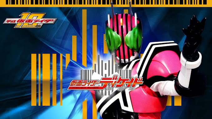 Kamen Rider Decade Episode 1 - 31 Tamat Subtitle Indonesia