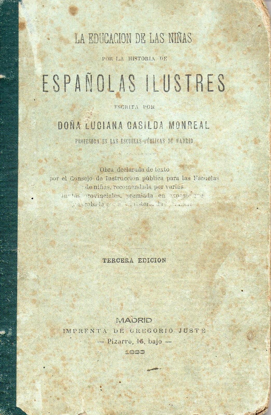 Manuelblas. Historia y personajes: MUJERES CÉLEBRES OLVIDADAS