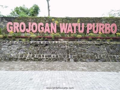 Grojogan Watu Purbo
