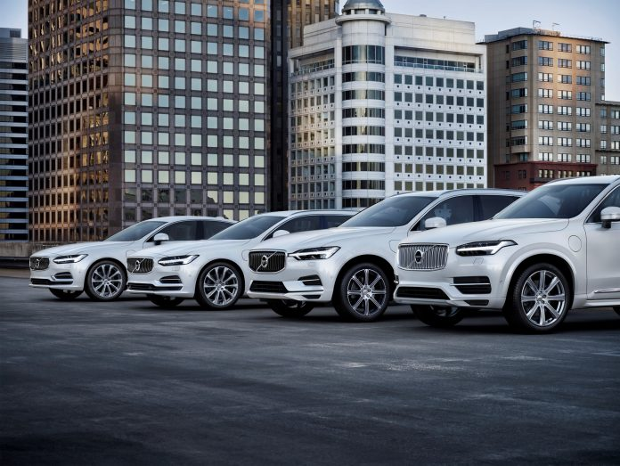 Volvo Will Limit The Maximum Speed Of All Models