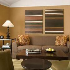 Parquet in rovere naturale, con quali colori di pareti e arredi abbinarlo? Imbiancare Casa Idee Colori Pareti Il Marrone Scuro E I Suoi Migliori Abbinamenti