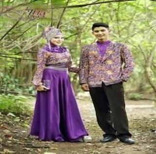 Harga Baju Batik Couple Untuk Pesta