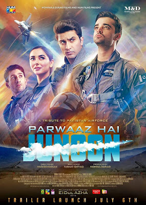 Parwaaz Hai Junoon (2018) Urdu 720p HDTV Download