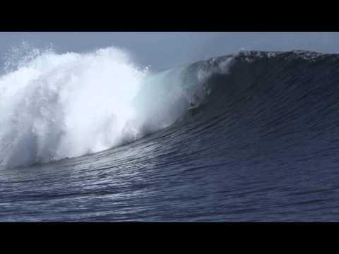 2013 Volcom Fiji Pro- Day One Highlights
