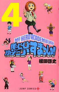 "En noviembre finaliza ""Boku no Hero Academia Smash!!"" de Hirofumi Neda"