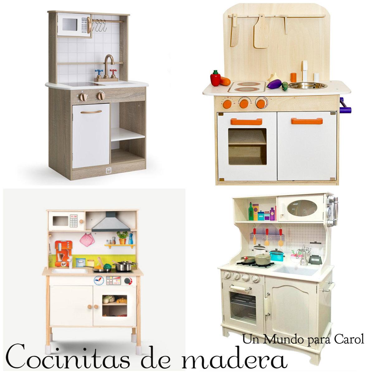 Mis 10 Cocinitas De Madera Favoritas
